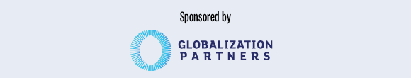 Sponsored by Globalization Partners
